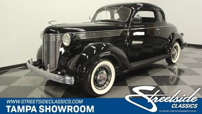 1937 DeSoto Rumble Seat Coupe