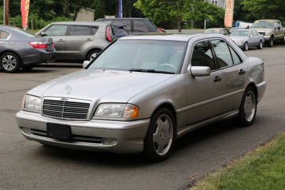 1999 Mercedes-Benz C-Class C43 AMG (Silver)