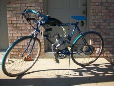 $375 OBO Vintage Motorized Bicycles