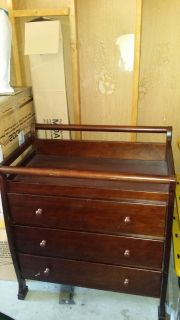 Changing Table (dresser; drawers)