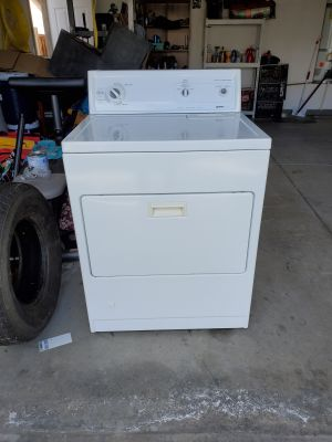 Kenmore 80 series dryer