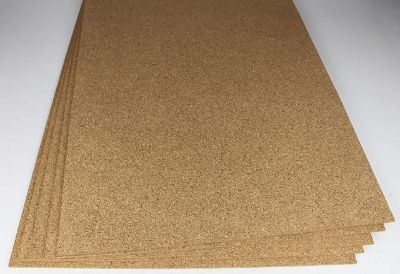 Cork Sheets Forna 3mm cork underlayment 24x 36 150sq.ft