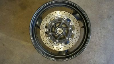 Find 1997 97 YZF1000R YZF 1000 Front rim wheel brake rotors YZF1000 motorcycle in Lewisville, Texas, United States, for US $85.00