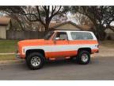 1975 GMC Jimmy High Sierra