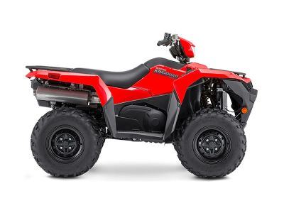 2019 Suzuki Motor of America Inc. KingQuad 500AXi Power Steering Utility ATVs Winterset, IA