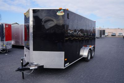 7 X 16 COVERED WAGON 2018
