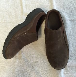 Ladies Brown Shoes Sz 7 1/2