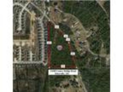 Vacant Land for Sale: Apartments, Assisted Living or Residential Development Sit
