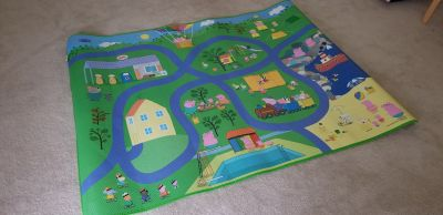 Peppa Pig Mat & Cars