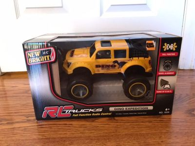 NEW in box RC Truck