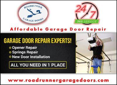 24 hours Garage Door Service | Professional Garage Door Service