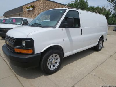 2014 CHEVY EXPRESS 1500 CARGO