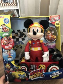 New Mickey roadster racer