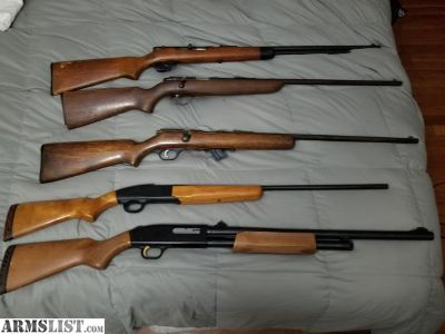 For Sale: 5 Guns -----Wholesale---- Individual Sale