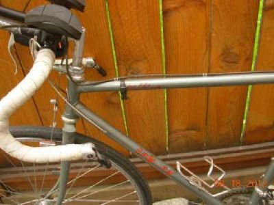 "$140 Mens, Roadbike 12 spd, 27"" tires NICE! (Near Elmore & 68th)"