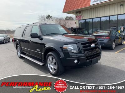 2008 Ford Expedition EL Limited (Black)