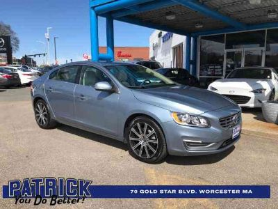 Used 2017 Volvo S60 T5 AWD