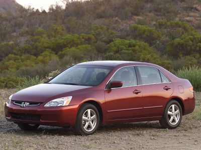2003 Honda Accord EX ()