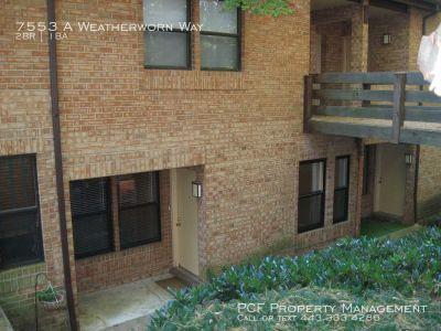 Great location...2 bedroom, 1 bath condo with back patio & small fence