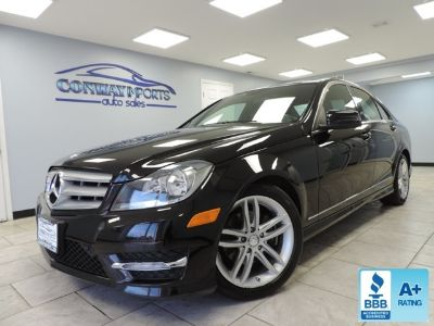 2012 Mercedes-Benz C-Class C 300 4dr Sedan C300 Sport 4MATIC