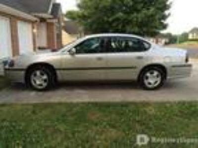 2002, Chevrolet, Impala