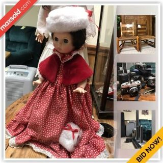 Brookeville Downsizing Online Auction..