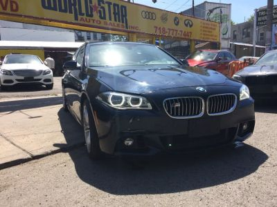 2014 BMW MDX 535i xDrive (Carbon Black Metallic)