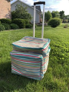 Thirty One Cooler on wheels