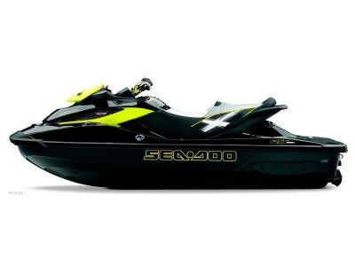 2012 Sea-Doo RXP - X 260 3 Person Watercraft Afton, OK