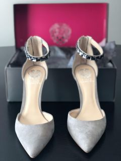 Vince Camuto d Orsay heels size 8