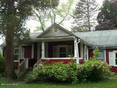 2 Bed 1 Bath Foreclosure Property in Kalamazoo, MI 49048 - Wallace Ave