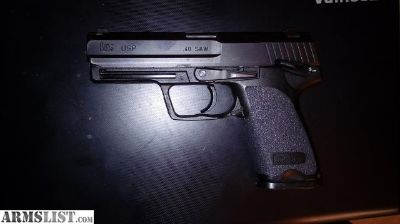 For Sale/Trade: HK USP 40S&W full size