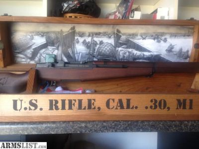 For Sale: Springfield M1 Garrand