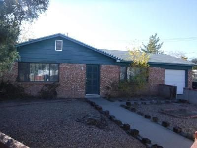 4 Bed 2 Bath Foreclosure Property in Albuquerque, NM 87105 - Nuves Ct NW