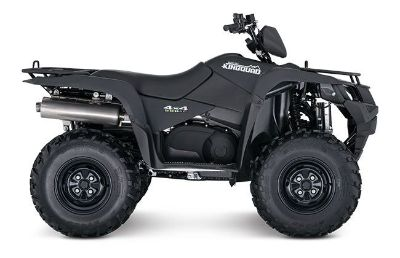 2018 Suzuki KingQuad 500AXi Power Steering Special Edition Utility ATVs Cumberland, MD