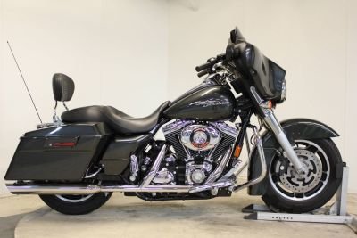 2008 Harley-Davidson Street Glide Touring Motorcycles Pittsfield, MA