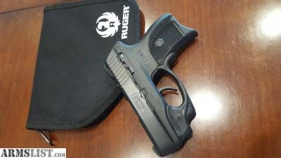For Sale: Ruger LC9 Crimson Trace