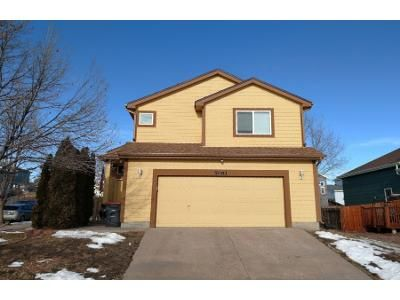 3 Bed 2.5 Bath Preforeclosure Property in Colorado Springs, CO 80922 - Sweetgrass Ln