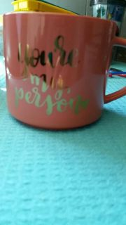 You're my person coffee cup