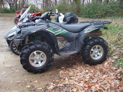 2016 Kawasaki BRUTE FORCE 750 Sport-Utility ATVs Columbus, OH