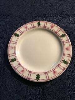 Candle plate
