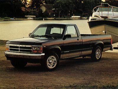 1994 Dodge Dakota SLT (Red)
