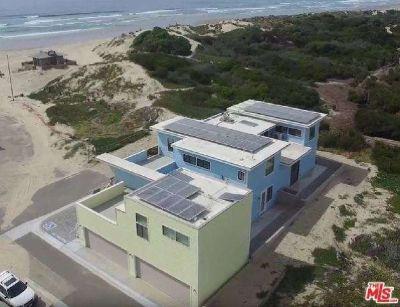 Oceanfront California Hospitality Property