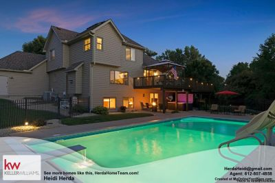 Champlin Homes for Sale with a Pool!!