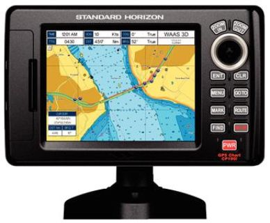 Buy Standard Horizon CP190I 5 GPS CHARTPLOTTER W/MAPS motorcycle in Stuart, Florida, US, for US $783.53
