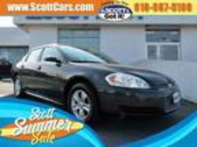 used 2013 Chevrolet Impala for sale.