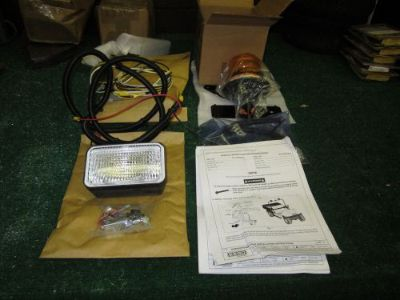 Sell Ez Go EzGo Light Kit w/ Strobe Light OEM New in BOX for gas or elec Golf Carts motorcycle in Fort Myers, Florida, United States, for US $125.00
