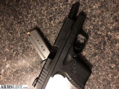 For Trade: Springfield xds 4.0 9mm