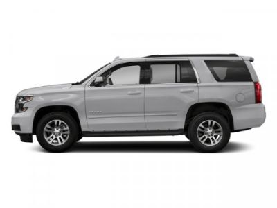 2018 Chevrolet Tahoe LS (Silver Ice Metallic)