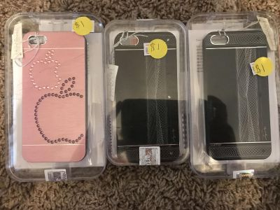 iPhone 5 or 5S cases